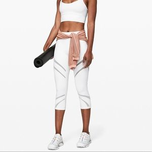 New Lululemon Wunder Under High-Rise Crop 21""